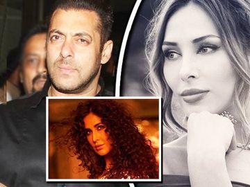 Salman Kahn nu a luat-o pe Iulia Vântur la cea mai bogată nuntă din India! Actorul a venit însoţit de o altă femeie!
