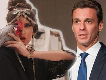 """Mircea Badea o să ia foc când o să vadă ce a spus Iulia Albu despre iubita lui. """"Două mâneci hidoase"""". Uite ţinuta desfiinţată de fashion editor. FOTO!"""