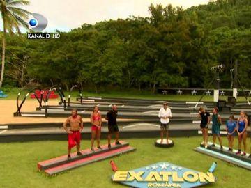 Câştigătorul Exatlon Sezon 2. Care sunt primii semifinalişti de la Exatlon