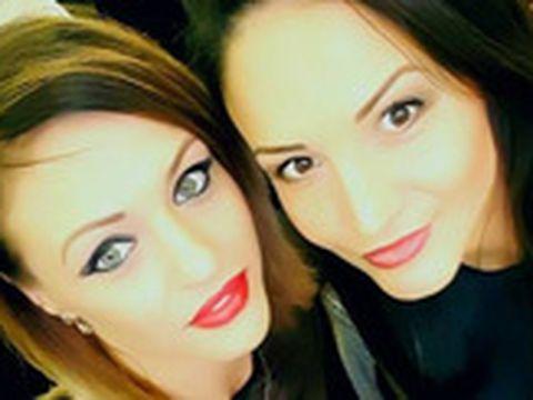 Nimeni nu a ştiut că Ana Otvoş de la Exatlon are o soră celebră! Georgiana are 11 titluri naţionale în palmares!