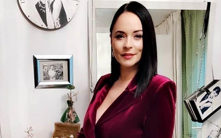 Andreea Marin, prima fotografie cu burtica de gravidă!
