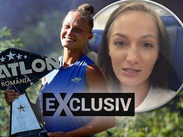 """Beatrice Olaru, primul interviu după câştigarea EXATLON: """"Genunchiul mi-a sărit de mai multe ori din articulaţie""""! Ce va face cu cei 100.000 euro! EXCLUSIV WOWbiz.ro"""