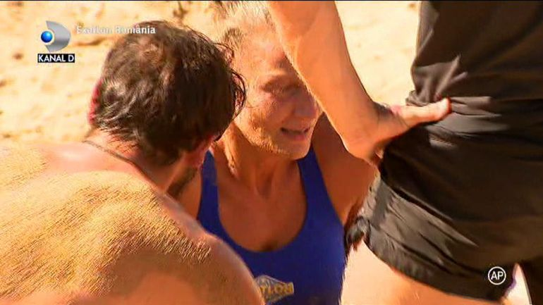 Câştigător Exatlon sezon 2. Prima reacţie a lui Beatrice Olaru şi a lui Alin Andronic după calificarea în Finala Exatlon
