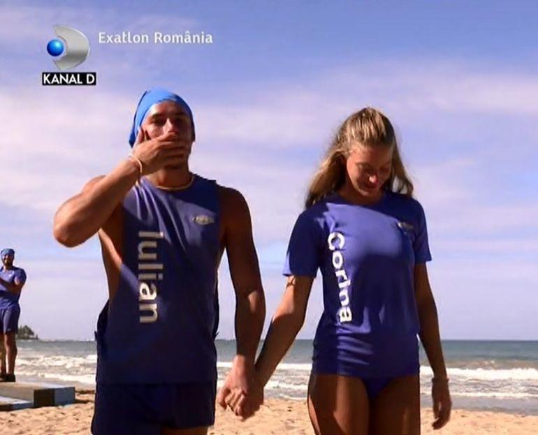 Câştigător Exatlon sezon 2. Emoţii pentru Iulian Pîtea şi Corina Petruţ! Concursul Exatlon a ajuns la final pentru ei. Declaraţii emoţionante
