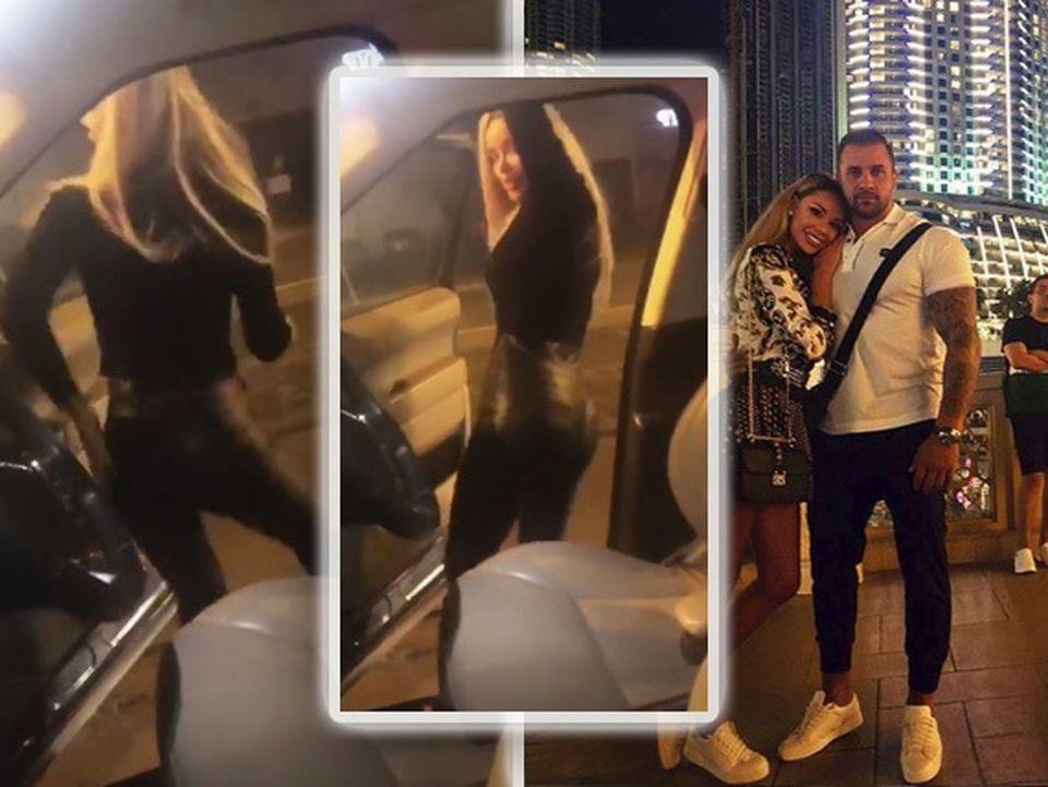 Bianca Drăguşanu, gest ŞOCANT într-o parcare plină. Uite ce a putut să facă. Unii trecători şi-au făcut cruce! FOTO!