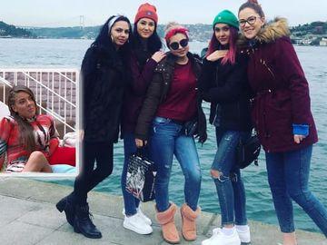 """Fetele de la """"Puterea dragostei"""", surprinse la Istanbul! Fanii au luat foc: """"Unde e Rafaela?"""""""