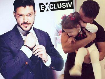 Victor Slav, declaraţie emoţionantă de Crăciun! Ce a spus vedeta despre fetiţa lui, dar şi ce le-a urat cititorilor WOWbiz.ro! VIDEO EXCLUSIV!