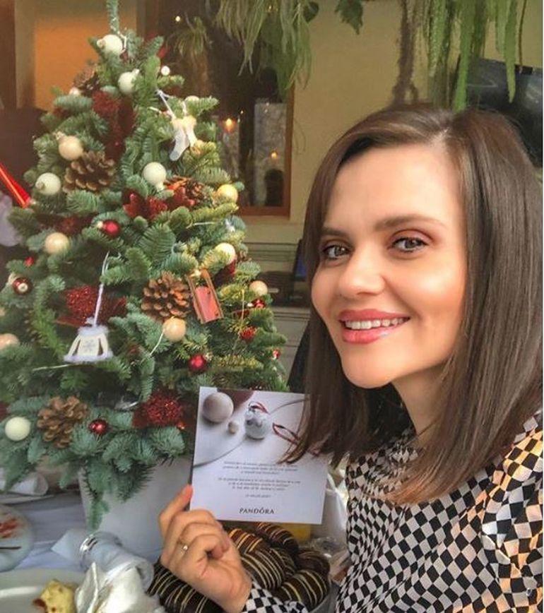 Cristina Şişcanu, urare specială pentru cititorii WOWbiz.ro.