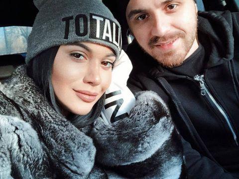 """Betty Stoian şi Cătălin Vişănescu sunt în culmea fericirii! Ce le-a adus """"Moşul"""" de Crăciun"""