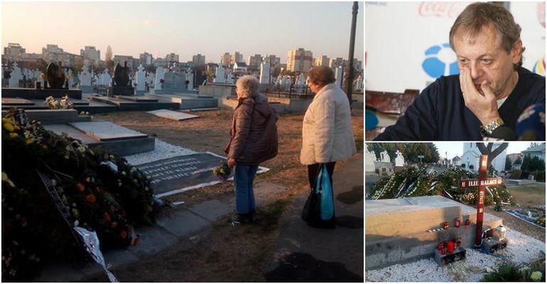 Lorena Balaci, prima reacţie după ce mormântul tatălui ei a fost profanat