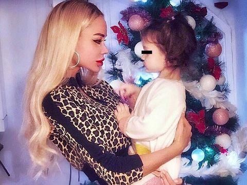 Bianca Drăguşanu a ajuns de urgenţă la spital cu fetiţa sa! Micuţa Sofia a avut nevoie de un control medical