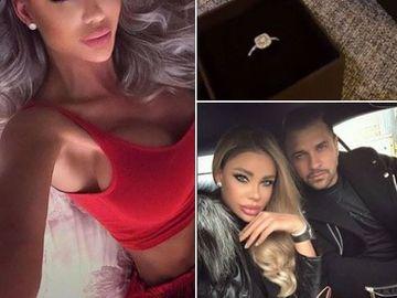 Încă un şoc pentru Bianca Drăguşanu! Alex Bodi i-a pus inelul pe deget, iar ea a spus DA! Urmează o nuntă ca în poveşti