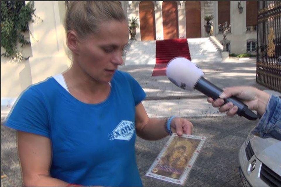E incredibil cum poate să vorbească Mariana de la Exatlon despre Gigi Becali. Nimeni nu a mai spus aşa ceva despre celebrul latifundiar.