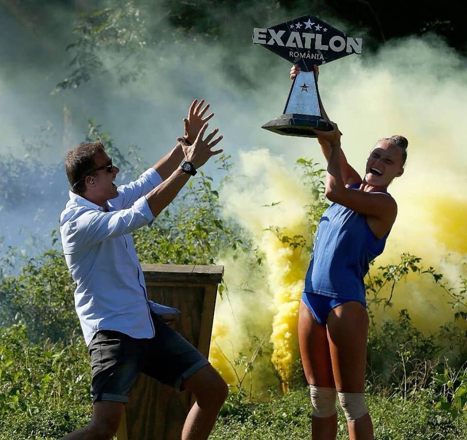 Colega campioanei Beatrice Olaru, concurentă la Exatlon 3! Cine este noua botoşăneancă de la Faimoşi?