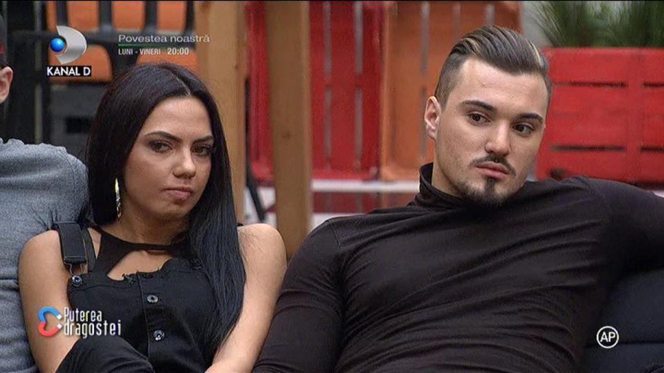 Scandal imens la Puterea Dragostei! Adrian a înjurat-o ca la uşa cortului pe Bianca şi a sărit să o bată! Andy şi None l-au ţinut