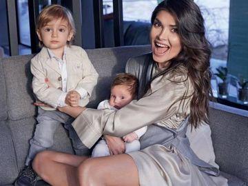 Alina Puşcaş, gravidă pentru a treia oară!