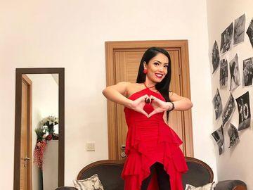"""Surpriză uriaşă pentru Andreea Mantea la """"Puterea dragostei""""! Vedeta a fost vizitată de sora ei la Istanbul! Vezi cât de frumoasă e Lavinia Mantea! FOTO"""