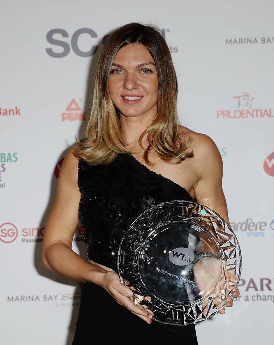 """Rafaela de la """"Puterea dragostei"""" are o legătura secretă cu Simona Halep! Şi Rafaela a făcut tenis şi a absolvit acelaşi liceu din Constanţa ca numărul 1 mondial!"""
