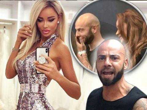 """Ce spune Bianca Drăguşanu despre Giani Kiriţă? S-a speculat că între ei ar fi fost ceva, iar noi avem dovada foto că au ieşit împreună. """"A arătat cât de puternic este"""" FOTO!"""