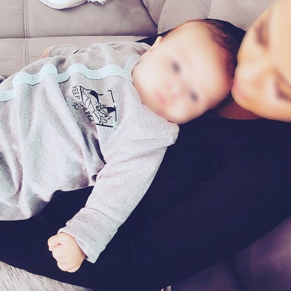 """Iubita secretă a lui Florin Salam a devenit mamă! Bruneta a recunoscut în trecut relaţia cu Regele Manelelor: """"Putea să aibă un copil de vârsta Mariei"""""""