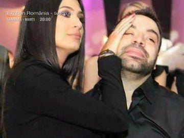 Roxana Dobre, lipsită de maniere la masă, în oraş! E incredibil cum au prins-o paparazzii pe nevasta lui Florin Salam