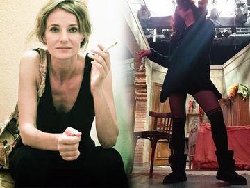 """O actriţă româncă are la 64 de ani un trup de puştoaică: """"Nu e măiestria nici unui chirurg estetician aici, e un set de gene bune şi un suflet mereu tânăr şi bucuros"""" FOTO"""