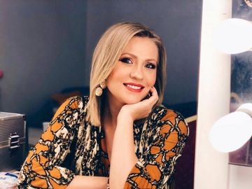 """Mirela Vaida, dată afară? Prezentatoarea TV, gravidă în şapte luni, a aruncat bomba: """"Nu voi mai accepta"""""""