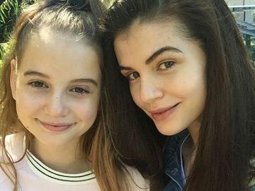 """La mulţi ani, Irinuca! Ce mesaj emoţionant i-a transmis Monica Gabor fiicei ei: """"Este ziua în care..."""""""