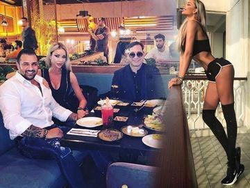 Alex Bodi a răsfăţat-o pe Bianca la Istanbul ca pe o regină! Afaceristul a dus-o la un palat de 5 stele, unde a plătit un preţ uriaş pentru cazare! FOTO