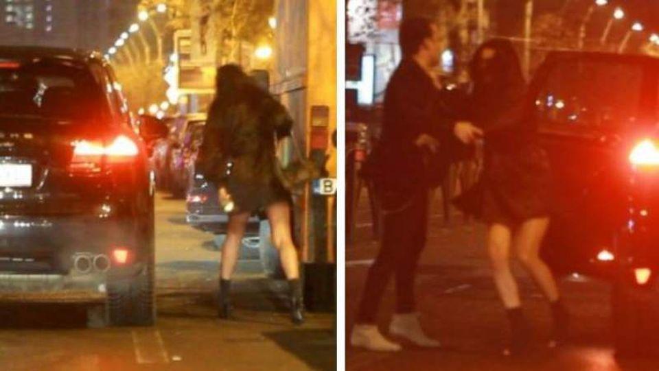 Prima reacţie a iubitei lui Syda după ce s-a certat cu el în plină stradă! A tras-o afară din maşină şi a lăsat-o plângând pe trotuar