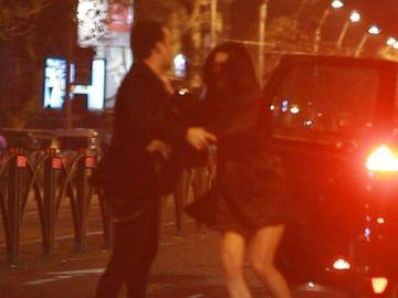 """Prima reacţie a lui Syda după ce a dat-o pe iubita lui afară din maşină şi a lăsat-o plângând pe trotuar: """"Este o relaţie care..."""""""