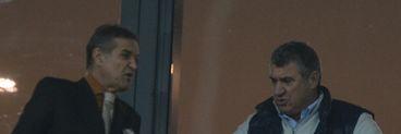 """Victor Becali, la """"cutite"""" cu Gigi pe stadion! S-au contrat ca intre veri la loja! Afla care a fost marul discordiei"""