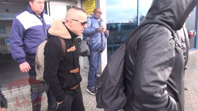 Primit in Romania, mai ceva ca premierul Chinei! Vezi cum a fost intimpinat la aeroport Lucenzo, autorul celebrului hit