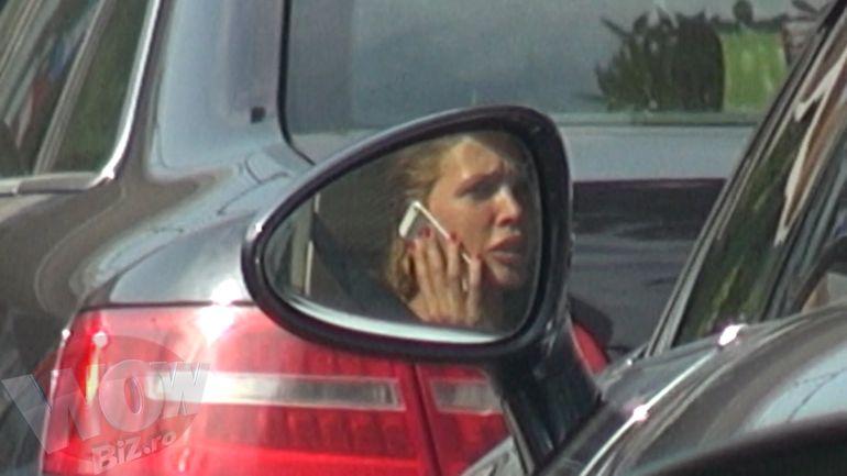 Video | Nevasta lui Borcea ar putea avea probleme mari cu Politia! Actiunile din trafic o pun in dificultate...