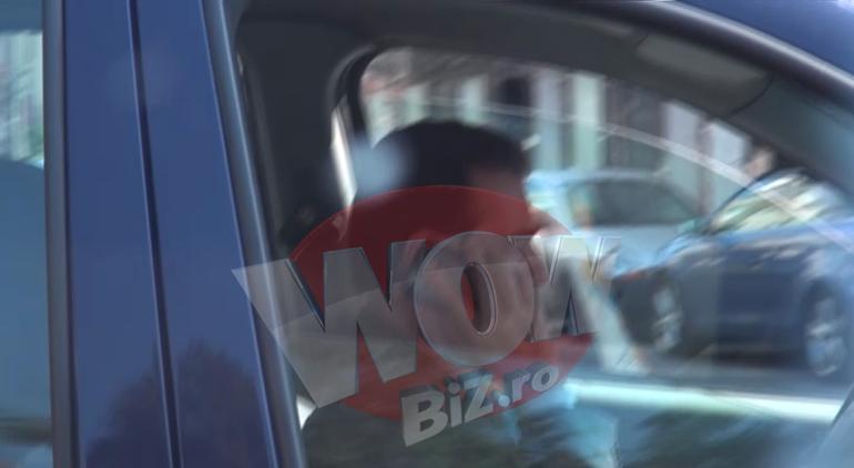 VIDEO   Ludovic Orban a calarit prin tot Bucurestiul un Logan! Vezi cat de concentrat este deputatul la volanul unei
