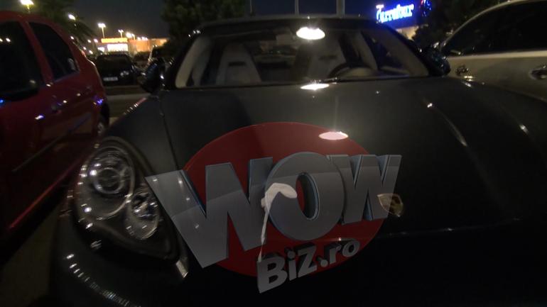 VIDEO | Razbunare sau intamplare nefericita? Alina Borcea a avut un soc cand si-a gasit vandalizata masina de 100.000 de euro in parcarea unul mall din Bucuresti!