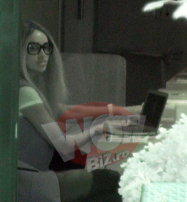 VIDEO! S-a dus chimia dintre ei. Bianca Dragusanu se comporta in compania lui Victor Slav ca o afacerista cu state vechi