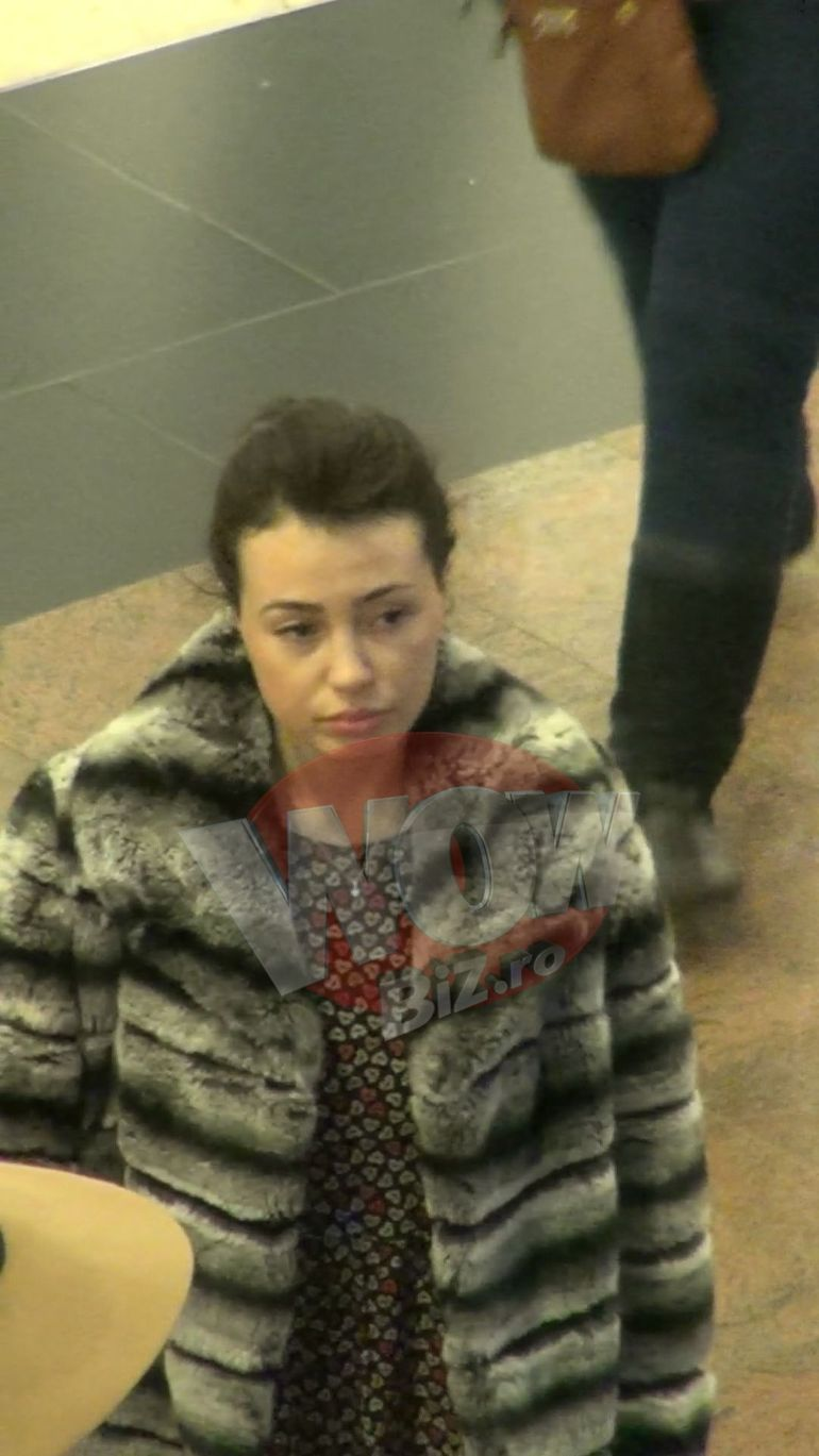 VIDEO WOW! Ce frumoasa este iubita lui Bogdan Stelea! A iesit la mall nemachiata - Uite cum arata