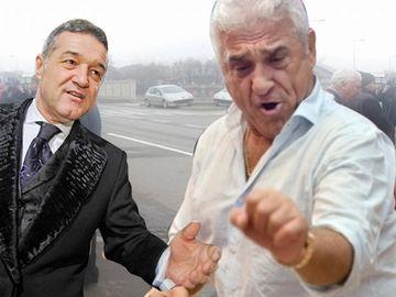 Gigi Becali s-a impacat cu varul Giovani, la un berbecut la protap! Au facut iar pace dupa ce seful Stelei i-a dat teapa de un milion de euro varului sau FOTO EXCLUSIV