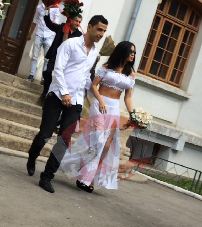 Bomba anului 2016! Oana Zavoranu s-a casatorit in secret cu palestinianul Alex ! WOWbiz.ro a avut in premiera imagini de la marele eveniment | VIDEO
