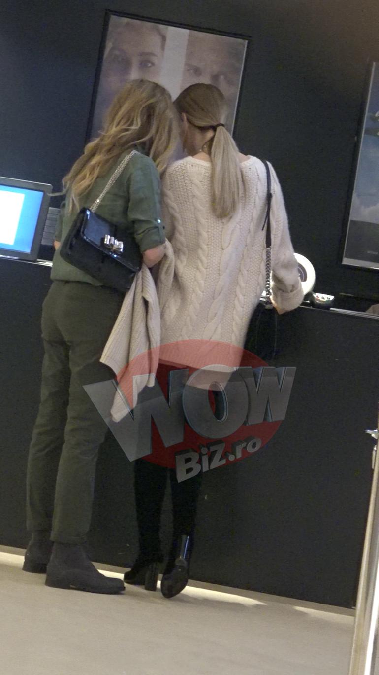 Denisa Nechifor, la mall! Toata lumea a intors capul dupa ea VIDEO EXCLUSIV