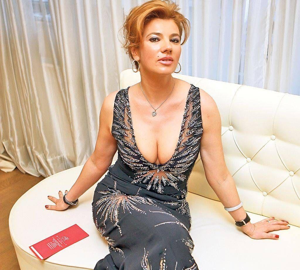Mihaela Borcea - inainte