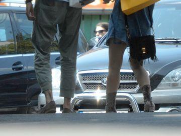 Bat clopote de nunta pentru Lili Sandu?! Vedeta si iubitul ei mai tanar cu 12 ani sunt nedespartiti VIDEO EXCLUSIV