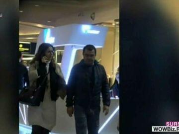 Mihai Margineanu, cu familia la mall! A inceput goana dupa cadouri!