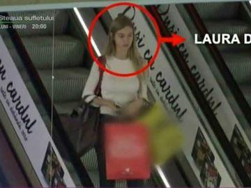 Laura Dinca stie sa reziste tentatiilor! Cum au prins-o paparazzii pe iubita lui Cristian Boureanu!