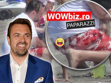 Imagini interzise cu Horia Brenciu pe plaja! | Video exclusiv!