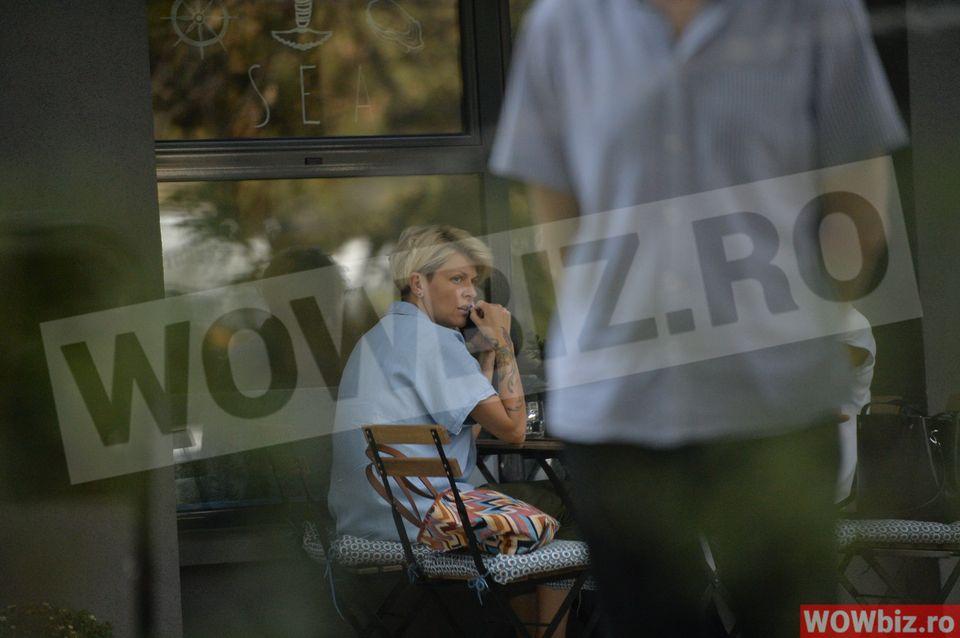 Aparitie socanta a Danei Nalbaru! Ce s-a intamplat cu ea? Sotia lui Dragos Bucur este de nerecunoscut! VIDEO EXCLUSIV