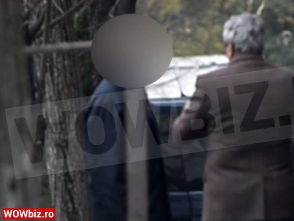 Mircea Lucescu, surpriză mare în faţa casei din Bucureşti! Vezi cu cine s-a întâlnit celebrul antrenor VIDEO EXCLUSIV