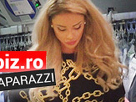 Surpriză! Avem imaginile care demonstrează că Bianca Drăgusanu se comportă deja ca soţia lui Alex Bodi! Ce a făcut vedeta de i-a impresionat pe toţi VIDEO EXCLUSIV