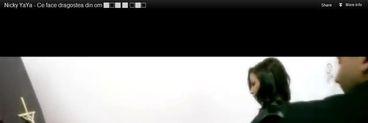 Roxana Marinescu, moarta in sicriu! Bruneta s-a filmat in ipostaze socante